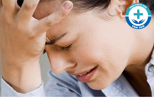 u xơ tử cung gây đau dữ dội cho bệnh nhân